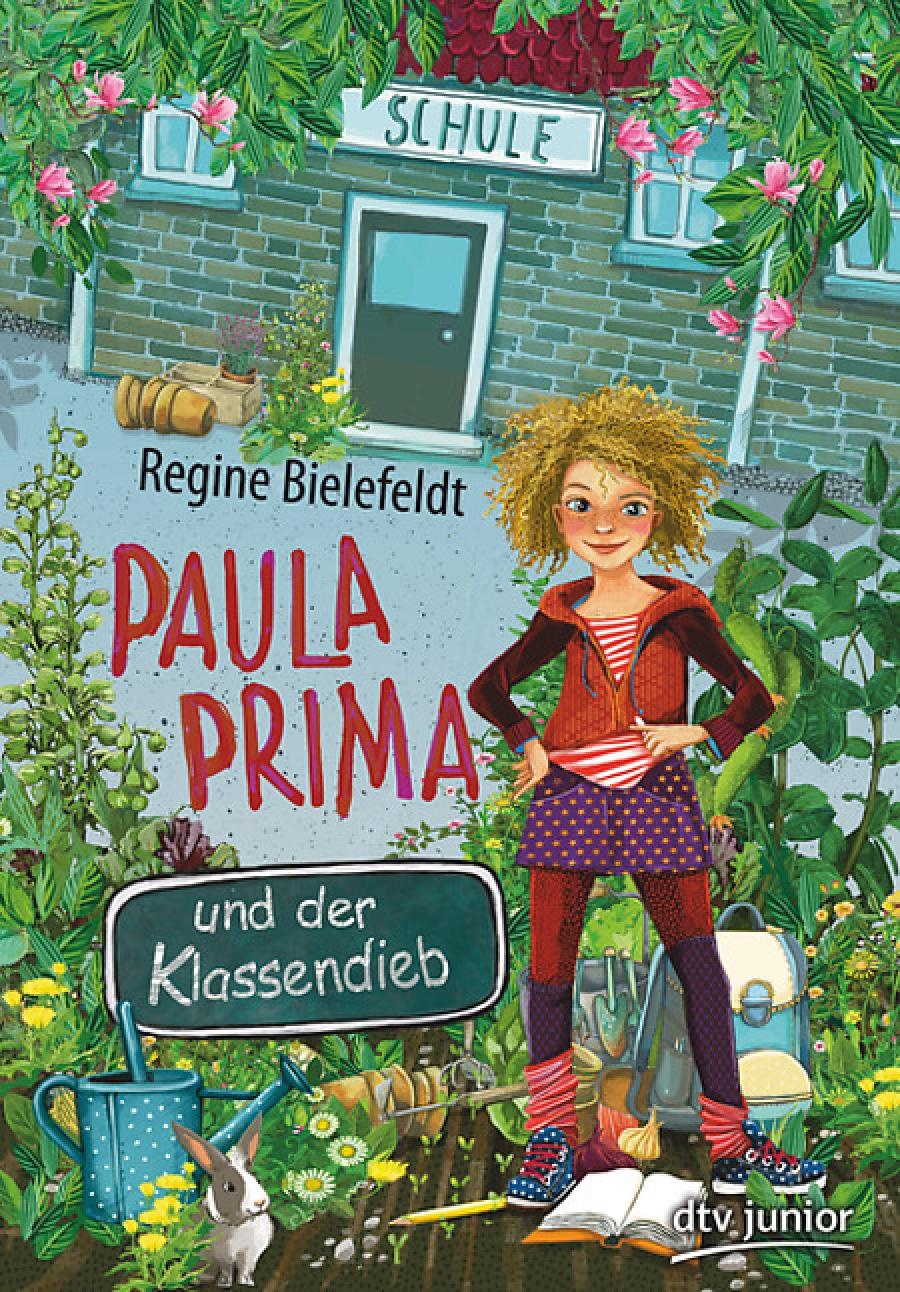 Paula Prima - und der Klassendieb