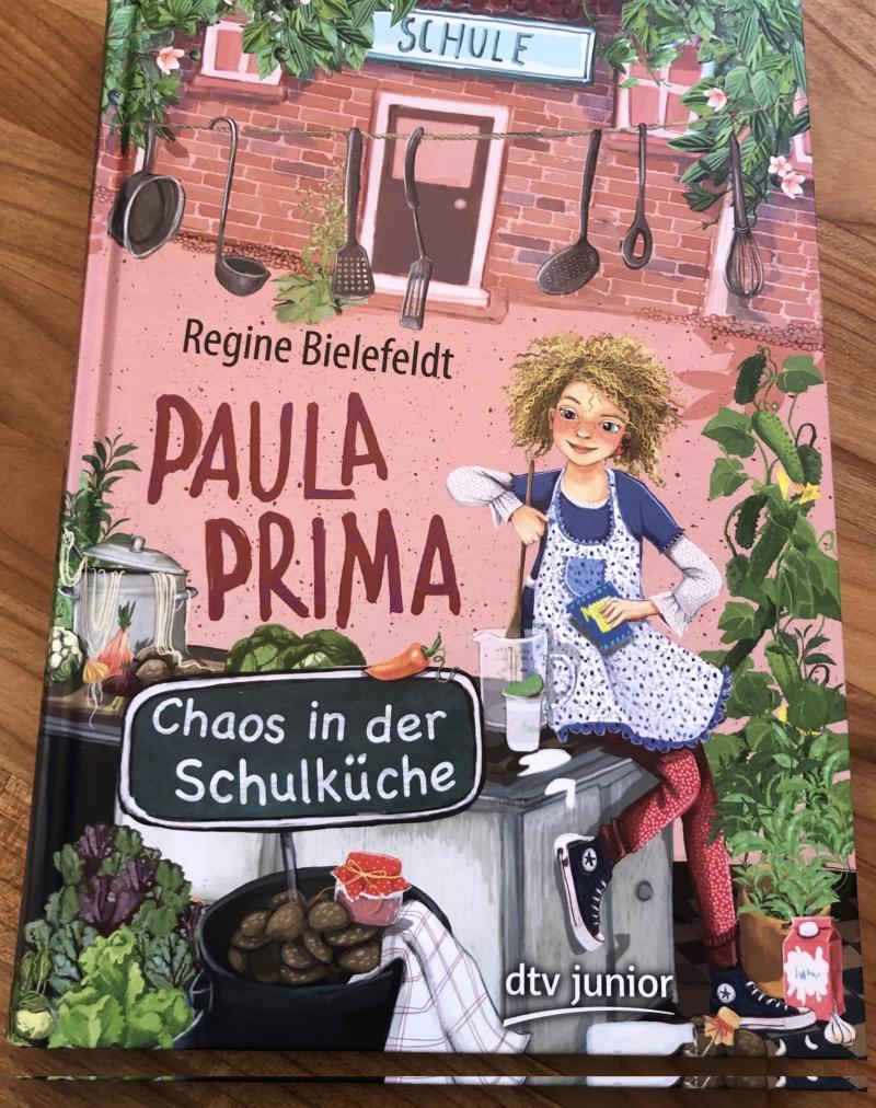 Paula Prima - Chaos in der Schulküche